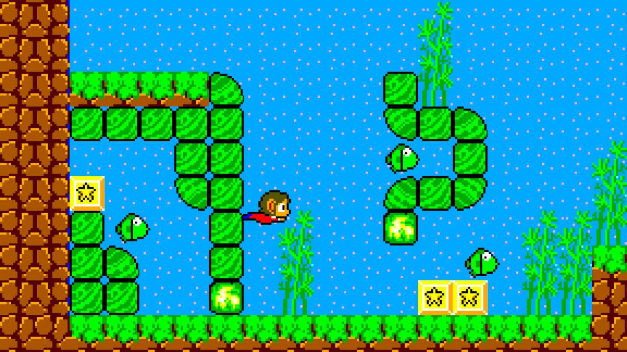 Alex Kidd in Miracle World DX revives a forgotten Sega mascot