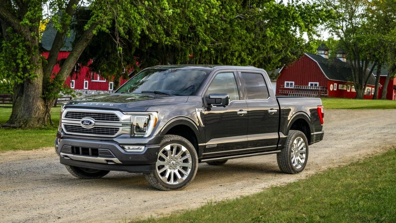 2021 Ford F-150 Gallery