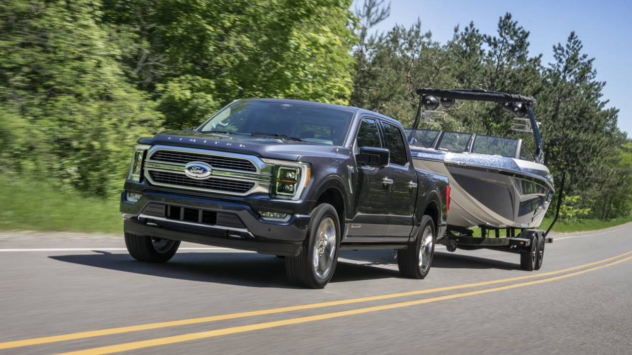 Meet the first 2021 Ford F-150 PowerBoost Hybrid – here's why it's special