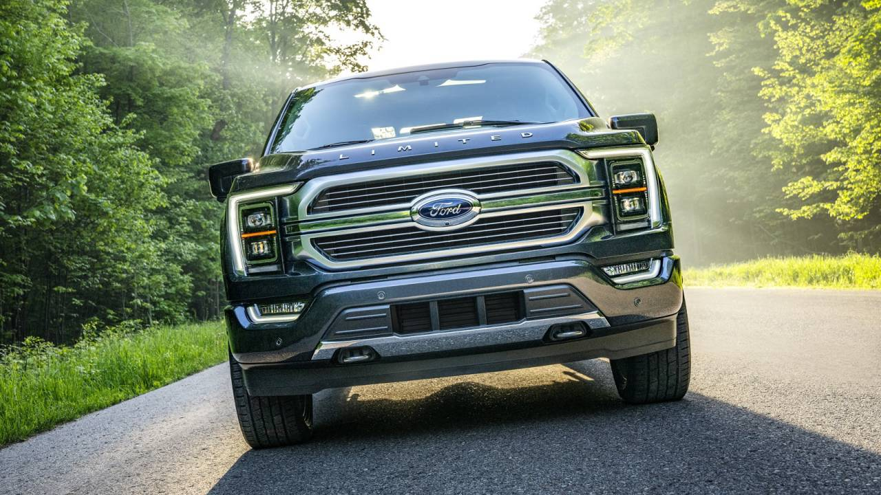The new 2021 F-150 will get Ford's hands-free driving tech