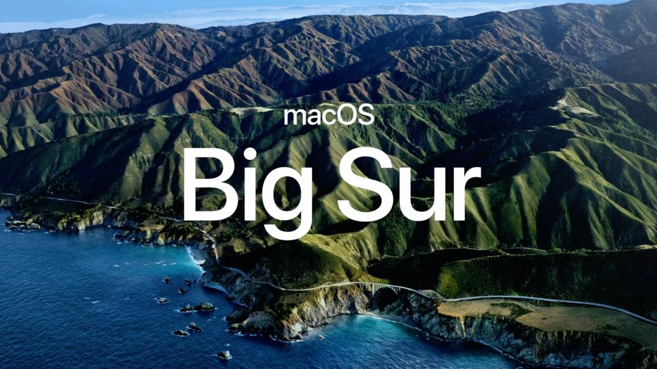 macOS Big Sur official: Safari speed boost, app updates, new design