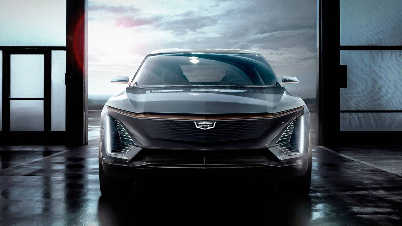 Cadillac Lyriq all-electric SUV is debuting on August 6