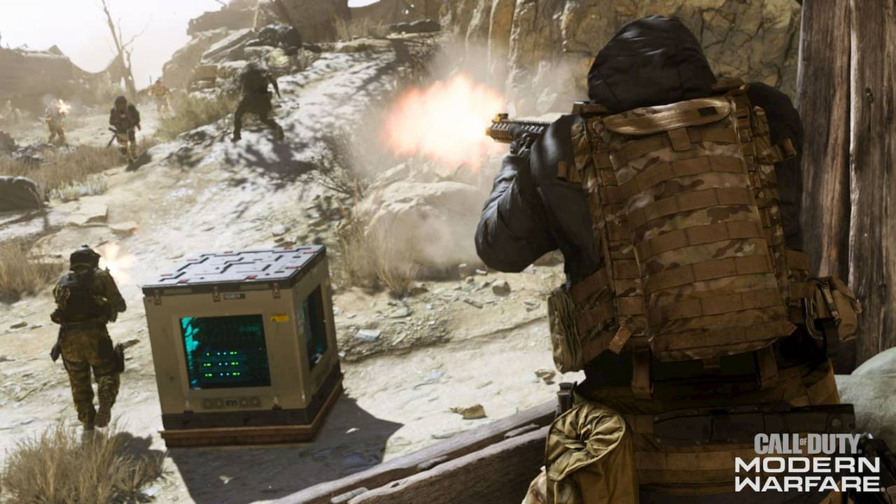 Call of Duty: Modern Warfare now shows a statement supporting Black Lives Matter