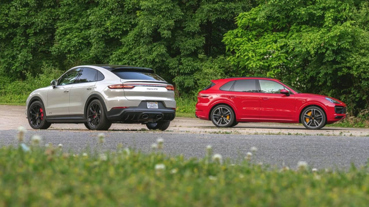 2021 Porsche Cayenne GTS First Drive – The Sports Star