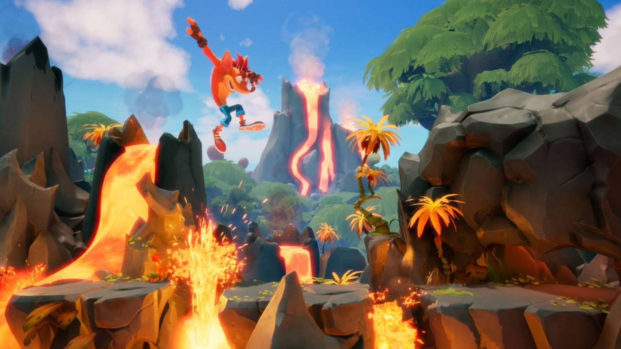 Crash Bandicoot 4: It's About Time confirmed and the release date is near