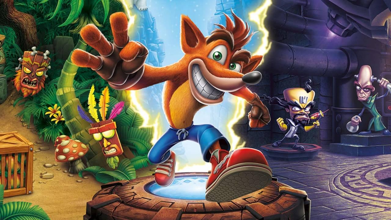 Crash Bandicoot 4 leaks ahead of reported reveal next week
