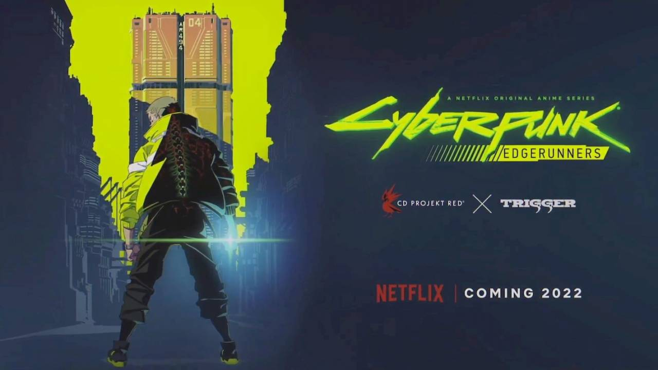 Cyberpunk 2077 is getting its very own Netflix anime series
