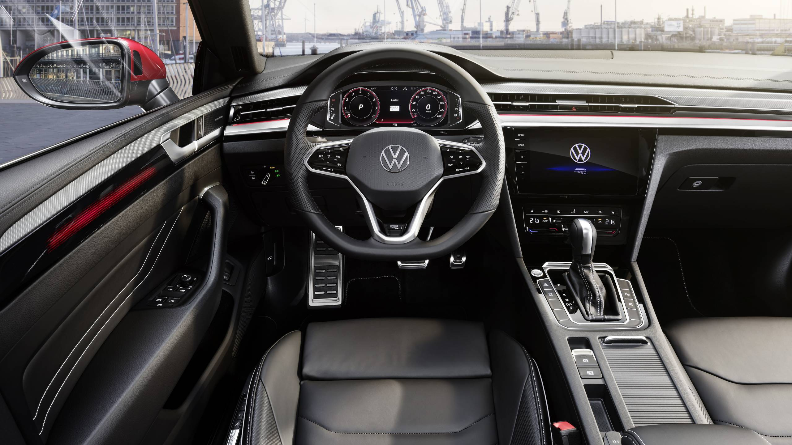 2021 Volkswagen Arteon Gets A Facelift And Refreshed Interior Slashgear