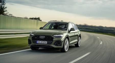 2021 Audi Q5 Gallery