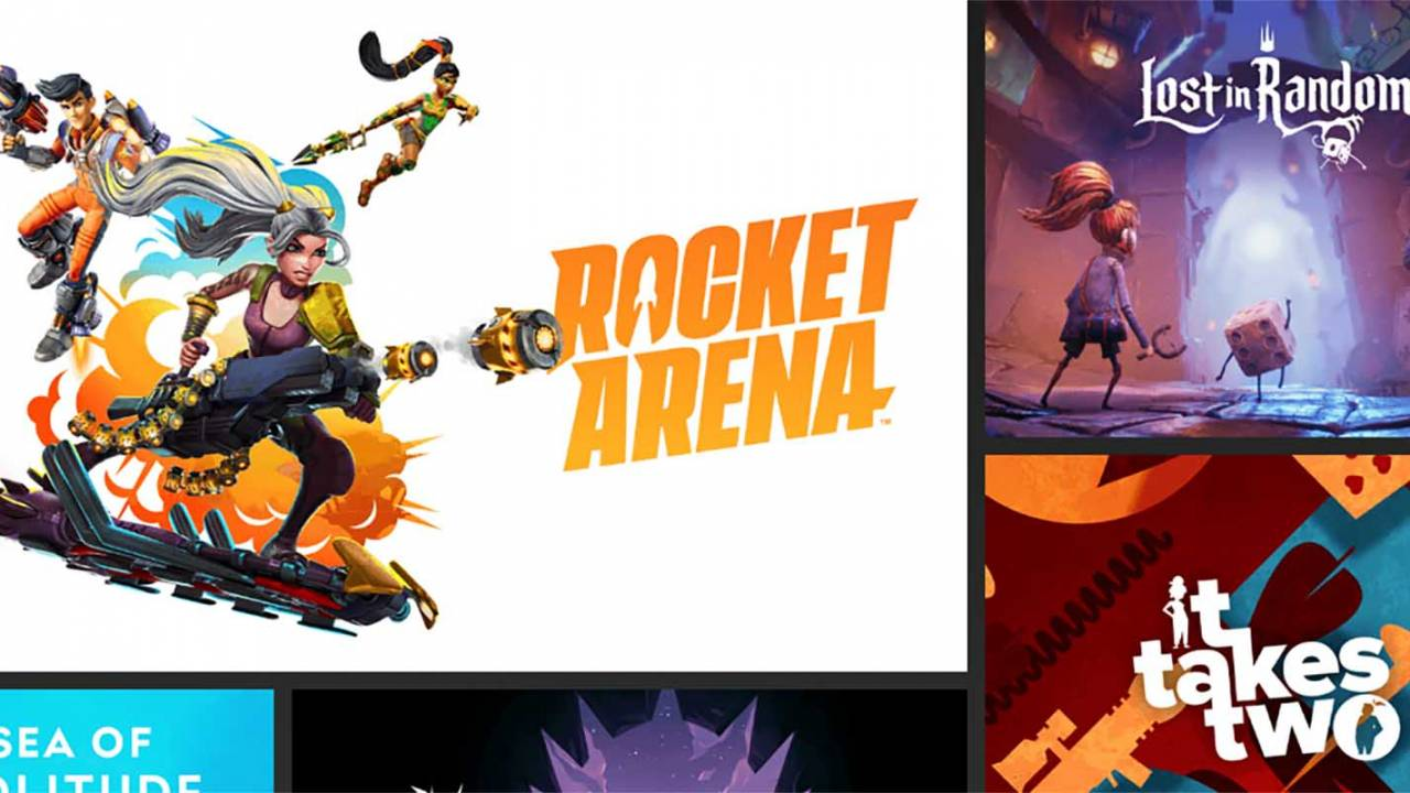EA Originals adds three more indie games including Rocket Arena