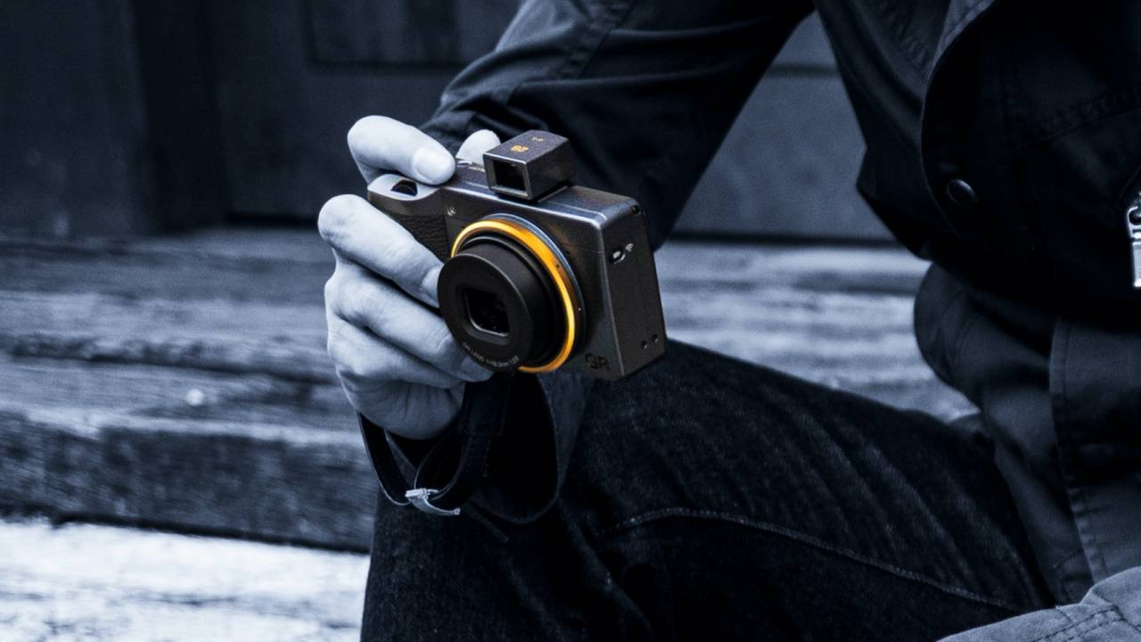 Ricoh GR III Street Edition debuts limited-edition style and new feature