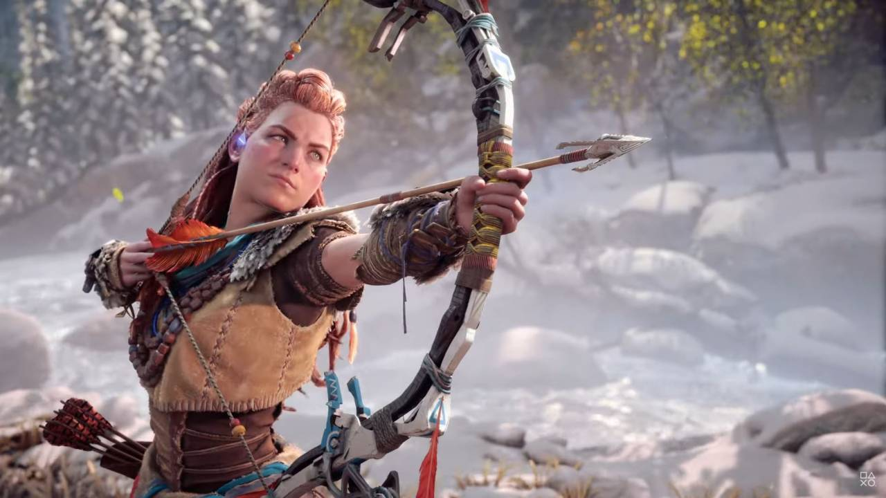 Horizon Forbidden West rounds out Sony's first-party PS5 reveals