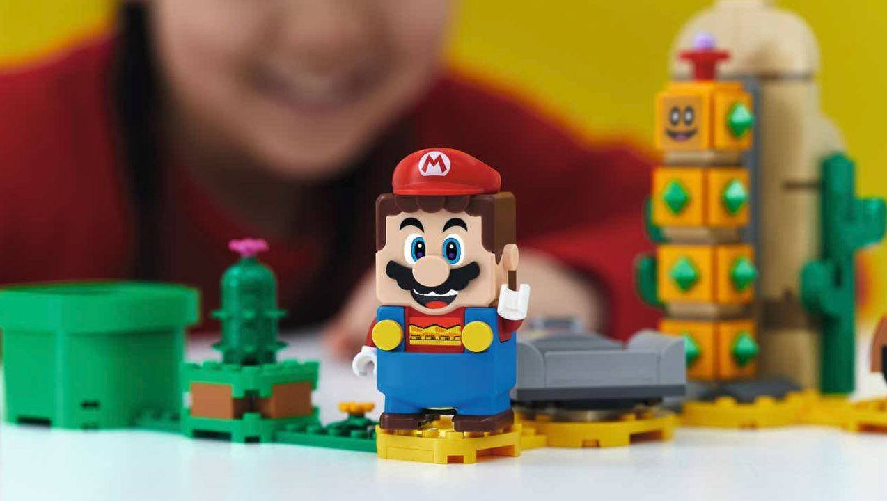 LEGO just revealed every Super Mario set