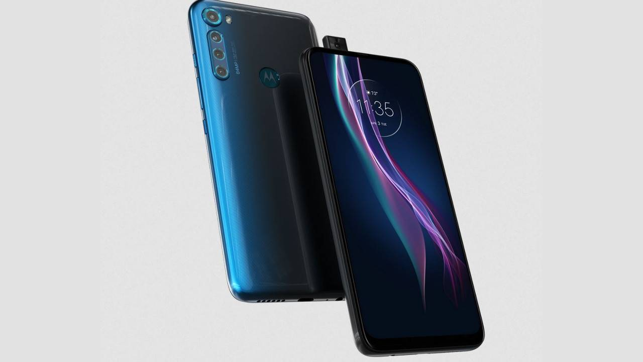 Motorola One Fusion+ serves up a pop-up selfie camera and a hefty battery