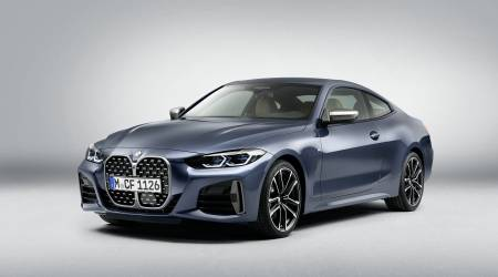 2021 BMW 4 Series Coupe Gallery