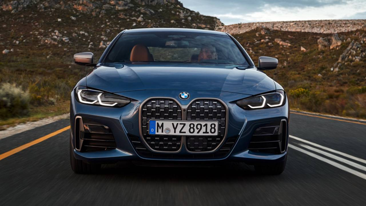 BMW insists you'll love this controversial new 4 Series Coupe grille