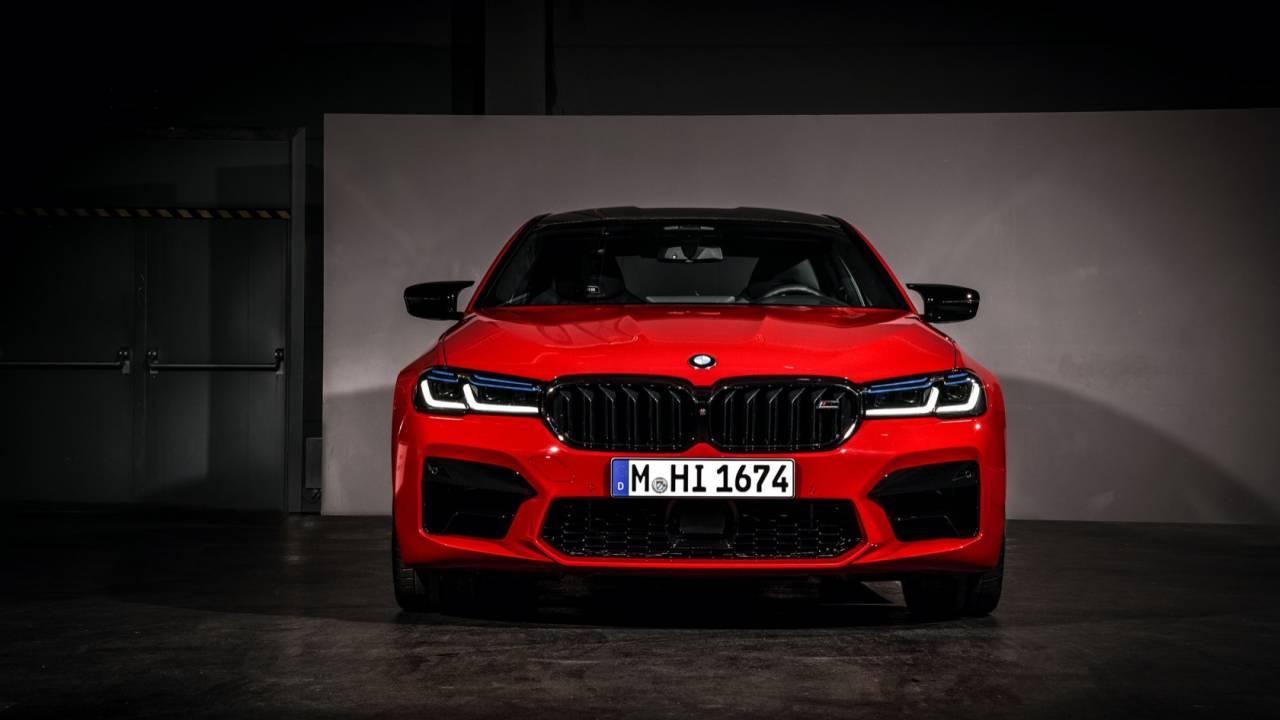 2021 BMW M5 Gallery