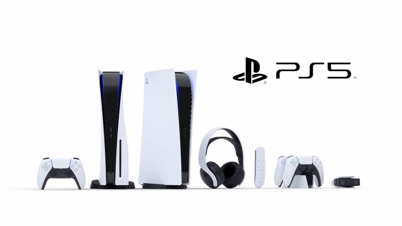 These are the official PS5 accessories