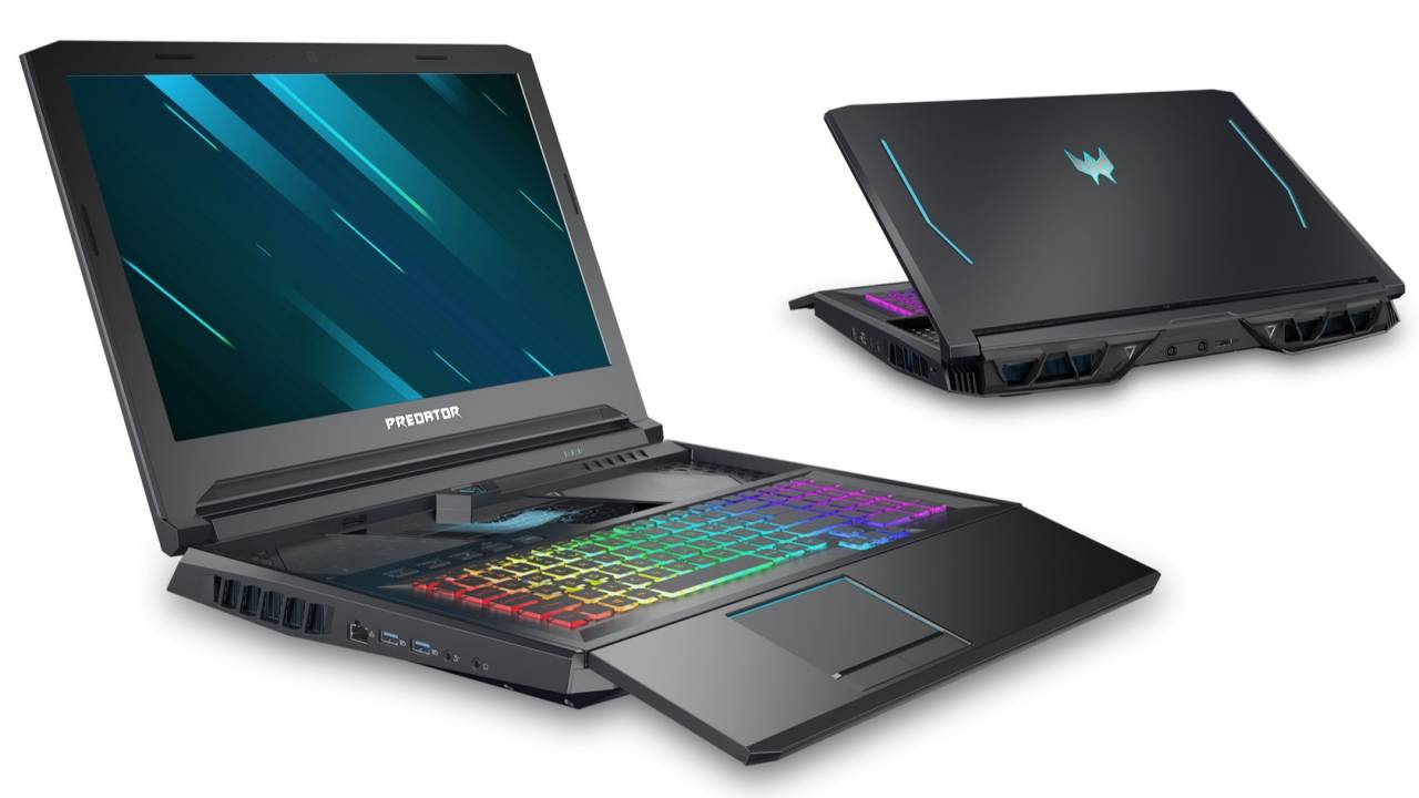Acer Predator Helios 700 gives 2020 gaming laptops a beastly flagship