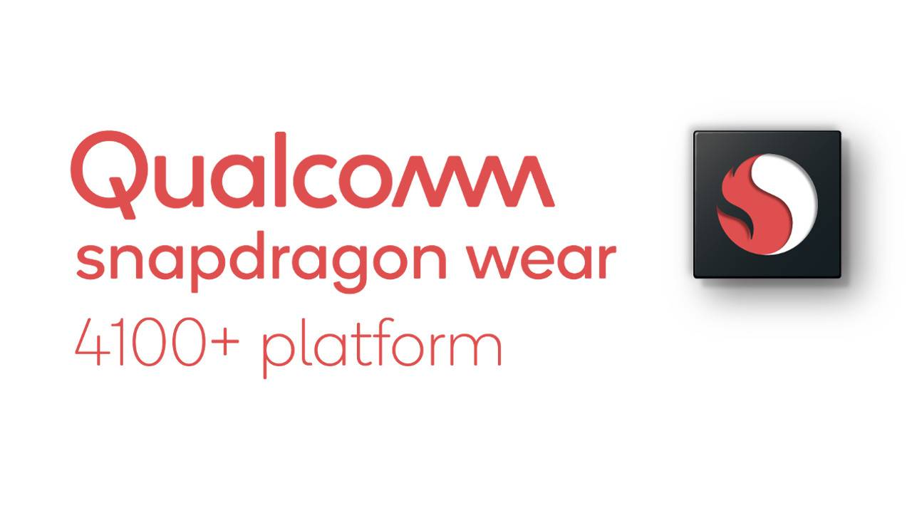 Snapdragon Wear 4100 promises more smartwatch speed and stamina