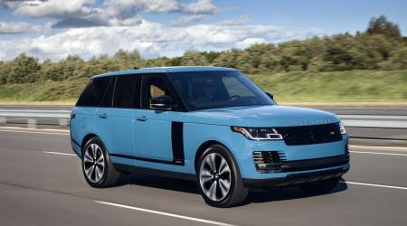 Range Rover Fifty Gallery