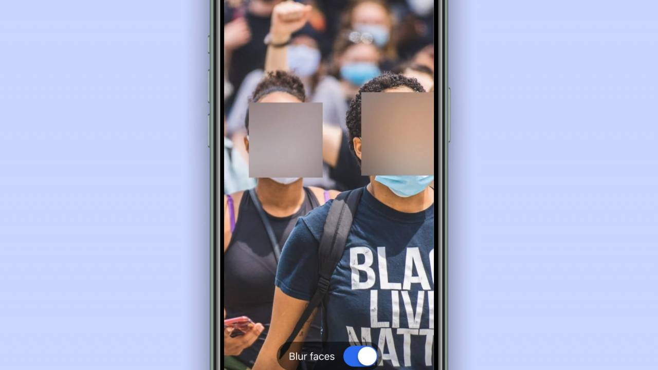 Signal is adding face blurring for your photos – here's why