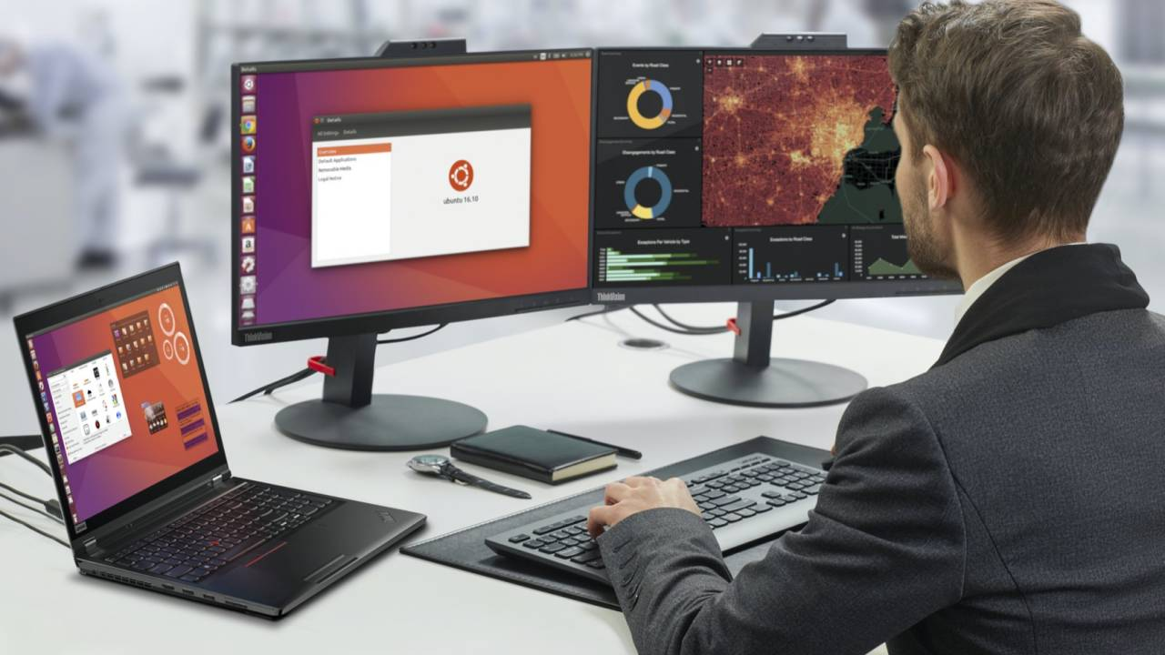 Every Lenovo ThinkPad and ThinkStation workstation is getting Linux Certified