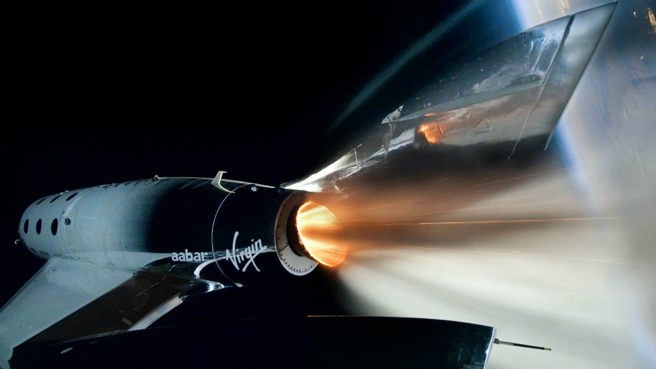 Virgin Galactic will offer trips to ISS in NASA private astronaut program