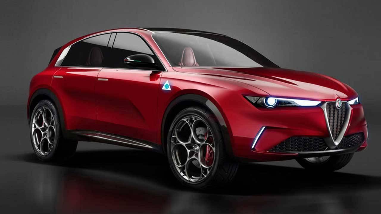 Alfa Romeo Plans An Electric Suv For 2022 Slashgear