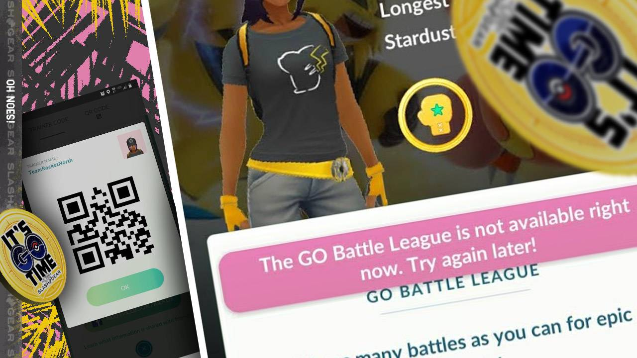 Pokemon GO Battle League is down, it's not just cheaters [UPDATE]