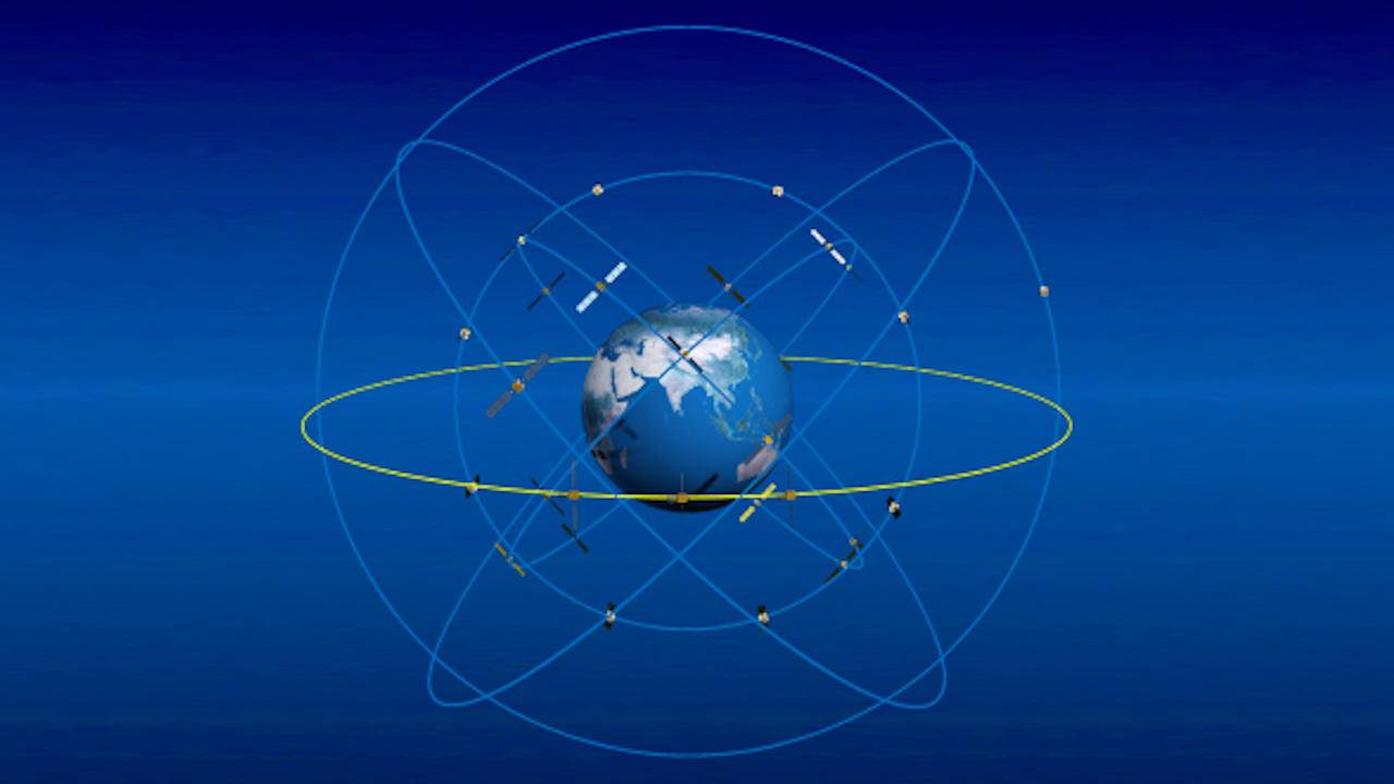 China's Beidou GPS rival is now complete
