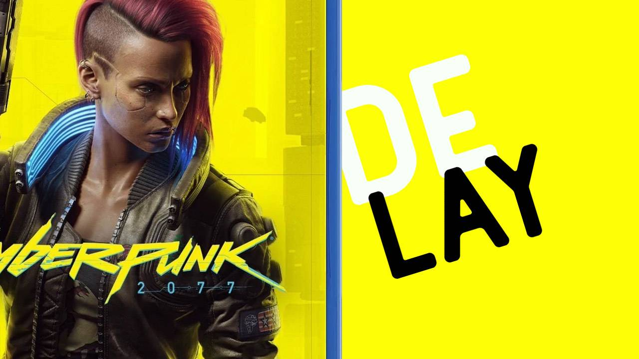 Cyberpunk 2077 delayed into ideal sale date