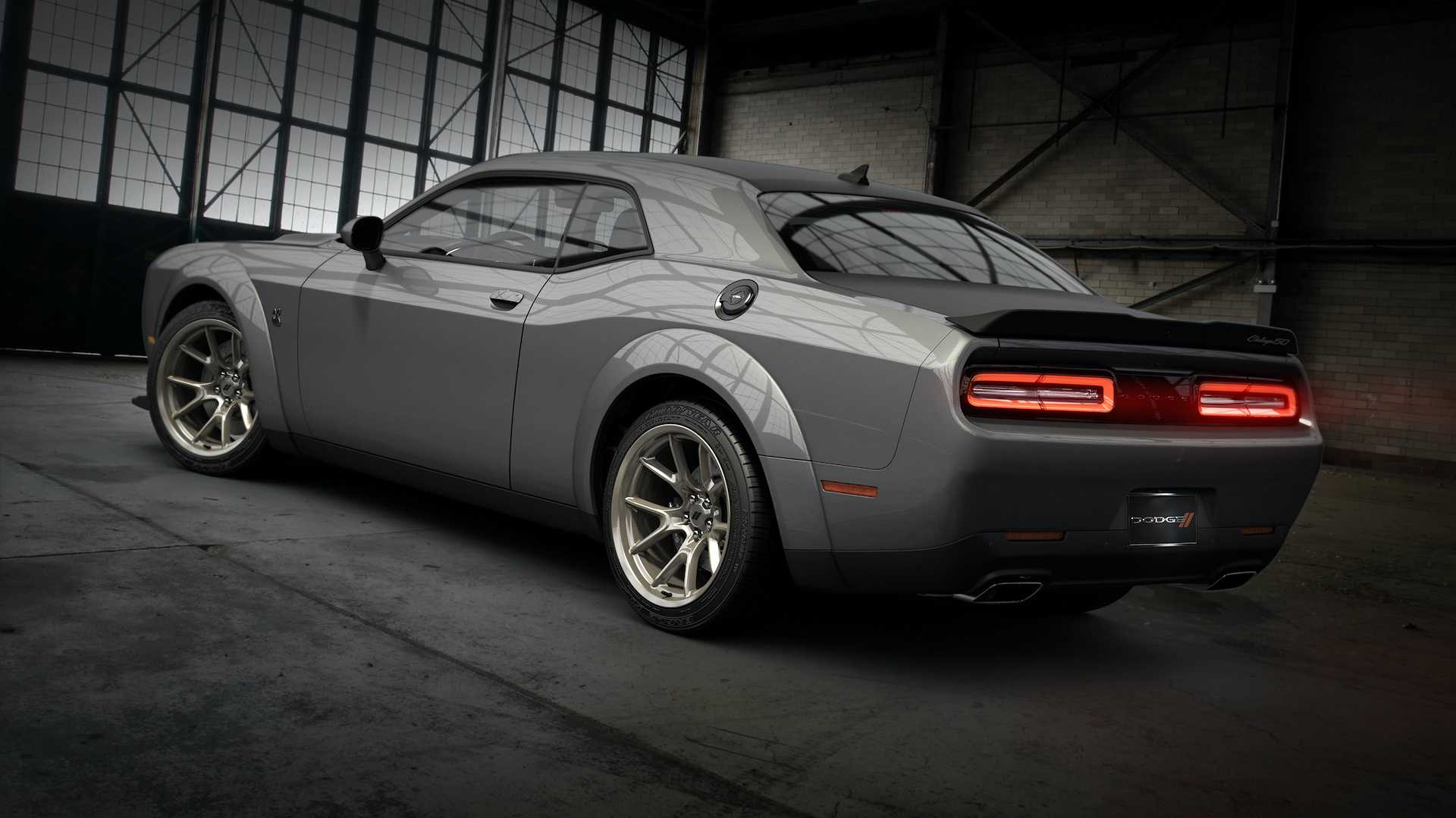 2020 Dodge Challenger Arrives With 50th Anniversary Commemorative Edition Livery Slashgear