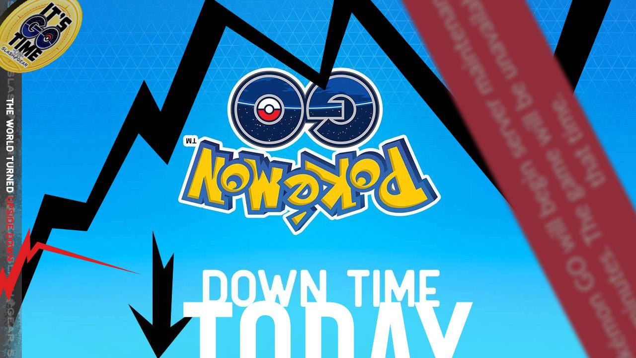 Pokemon GO down time: Here's when it'll be back