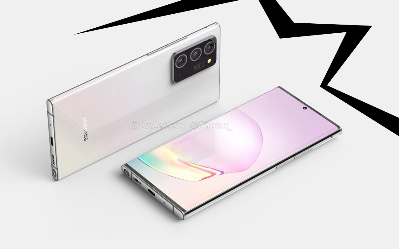 """Galaxy Note 20 có thể sẽ trở thành siêu phẩm bùng nổ, """"lấn át"""" hào quang của iPhone 12"""