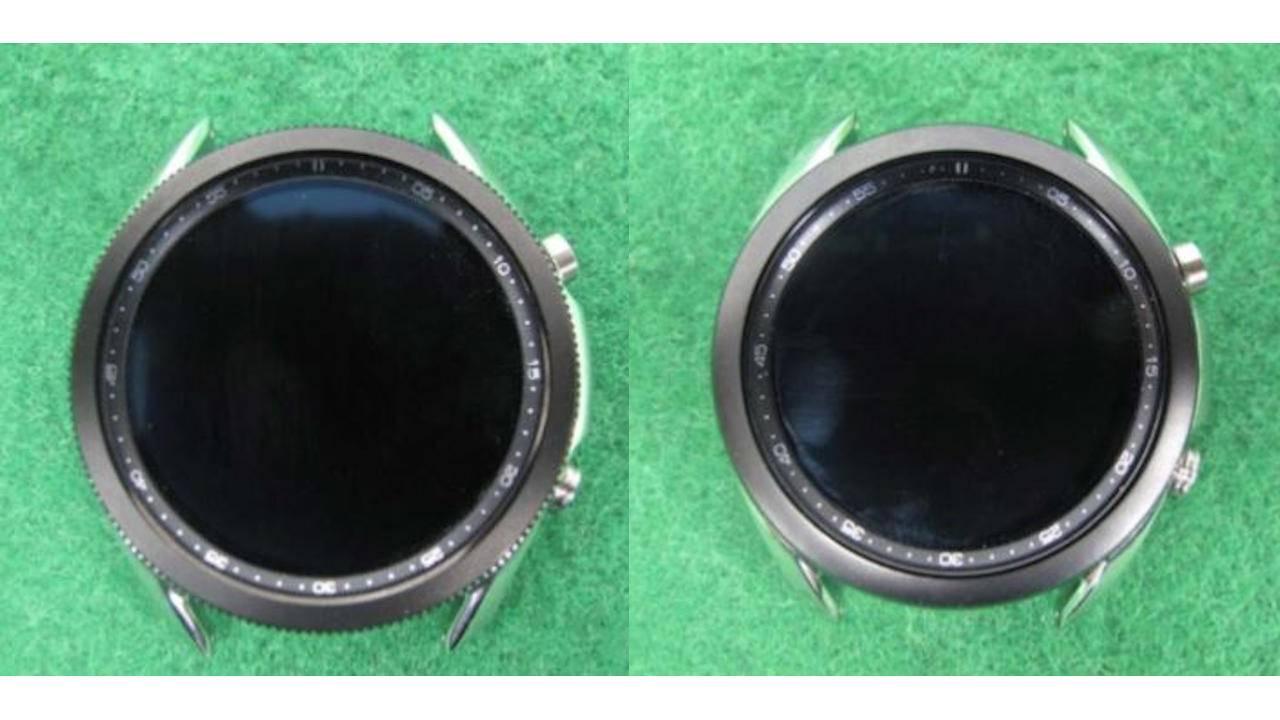 Galaxy Watch 3 design confirmed in SAR certification