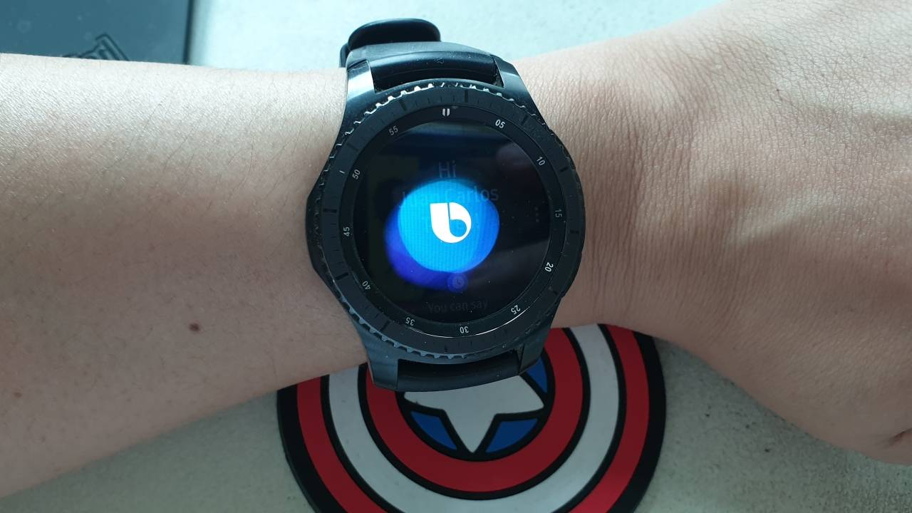 Gear S3 smartwatches get Bixby as S Voice goes silent