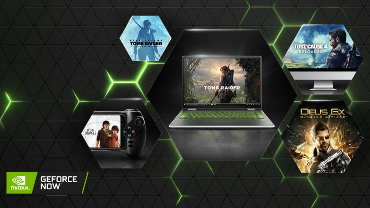NVIDIA GeForce NOW welcomes Square Enix back to streaming service