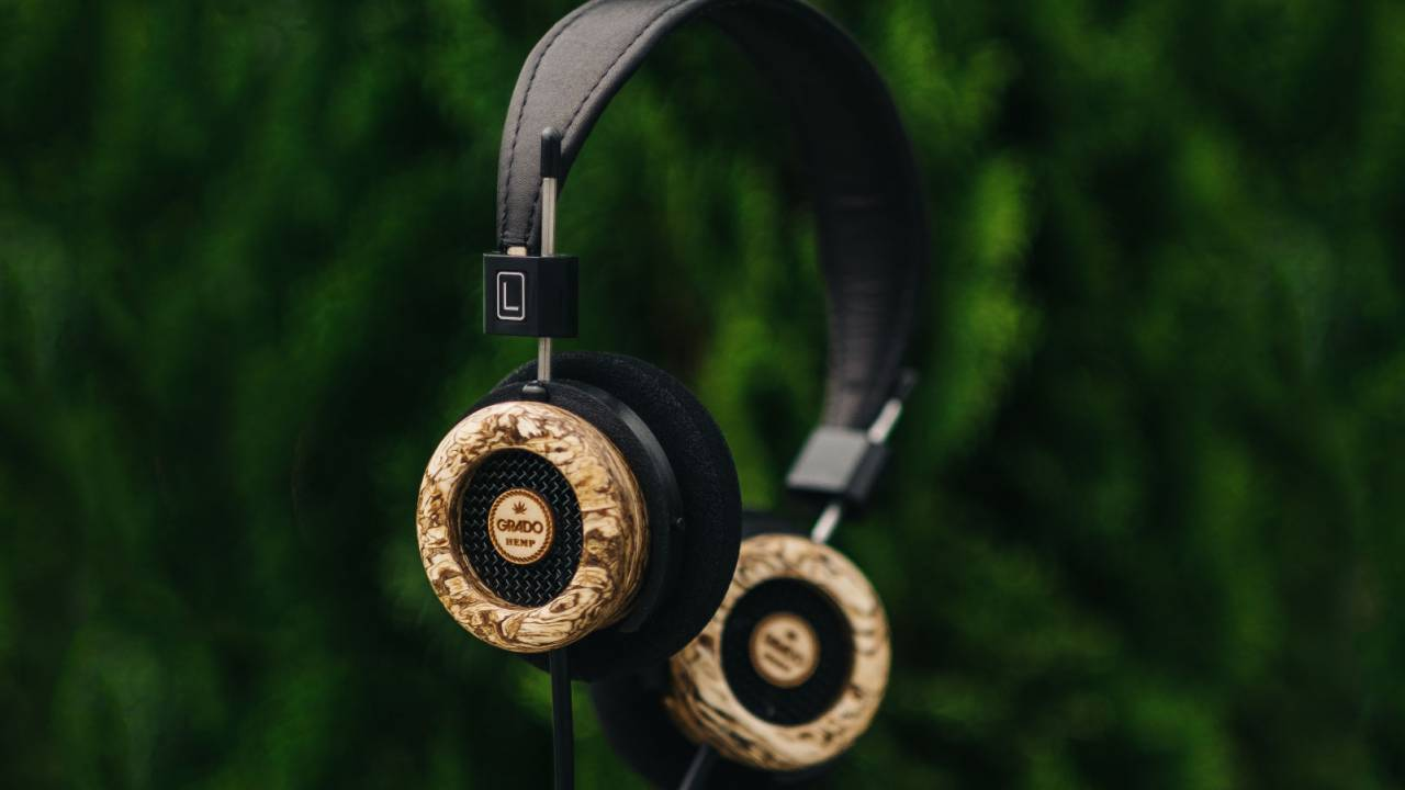 Grado Hemp headphones hide sustainability in their style