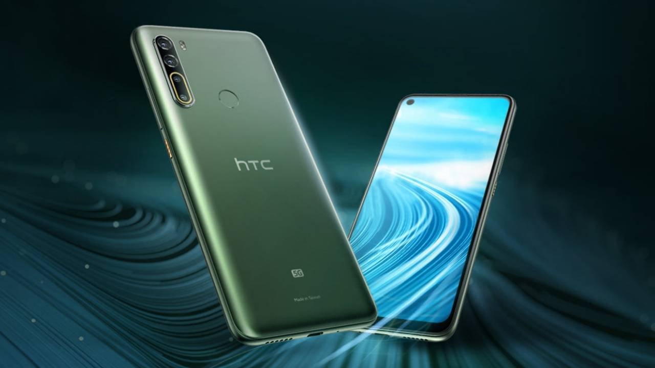 HTC U20 5G, Desire 20 Pro reveal the company's 2020 play