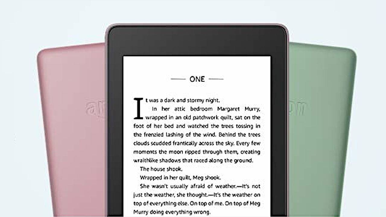 Kindle Paperwhite gets a colorful refresh