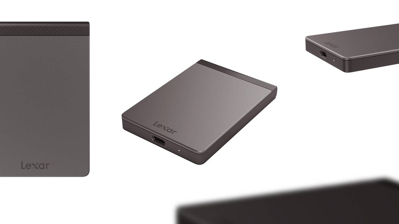 Lexar SL200 1TB portable SSD revealed with USB-C