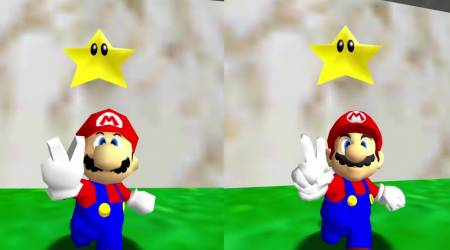 Super Mario 64 PC port is getting HD and upscaling mods