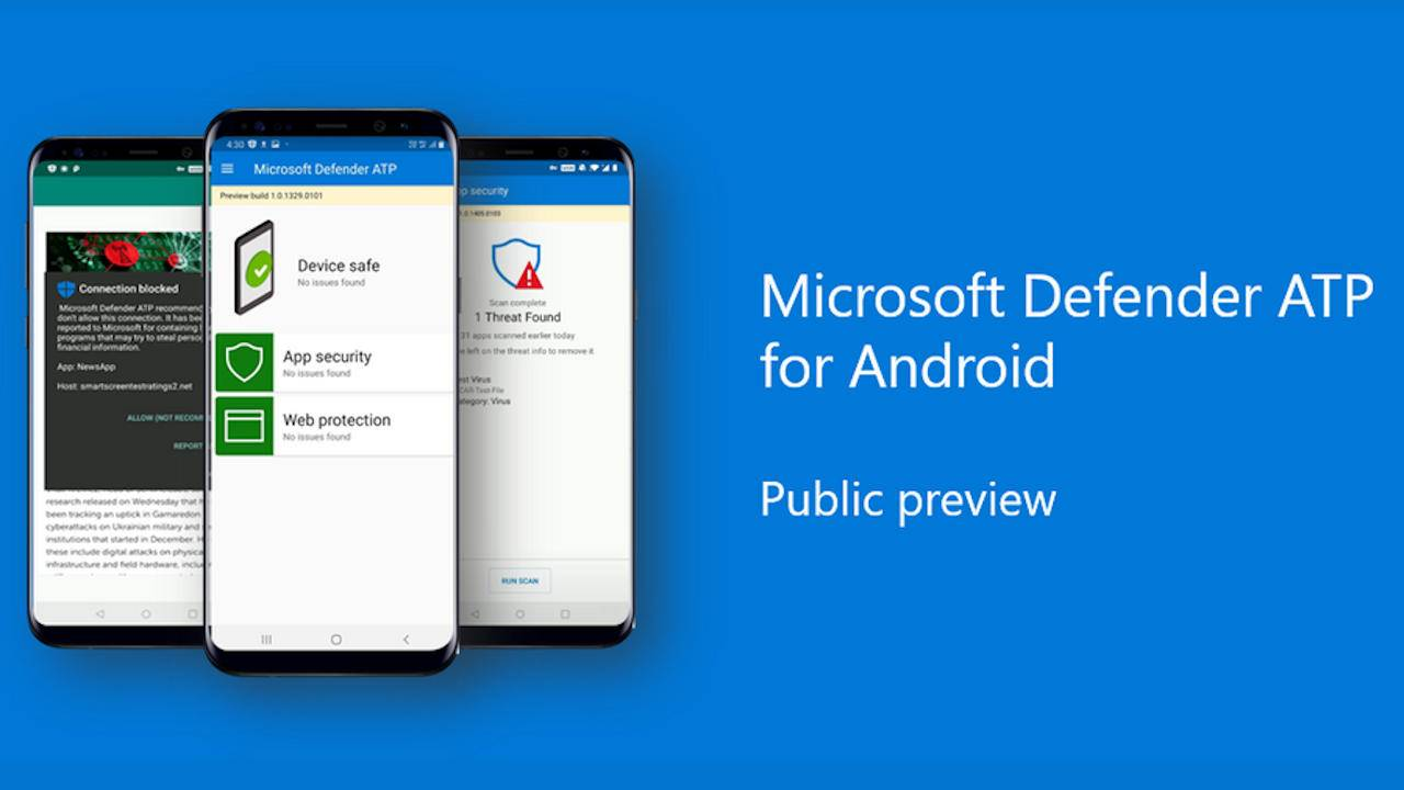 Microsoft Defender threat protection comes to Android and Linux