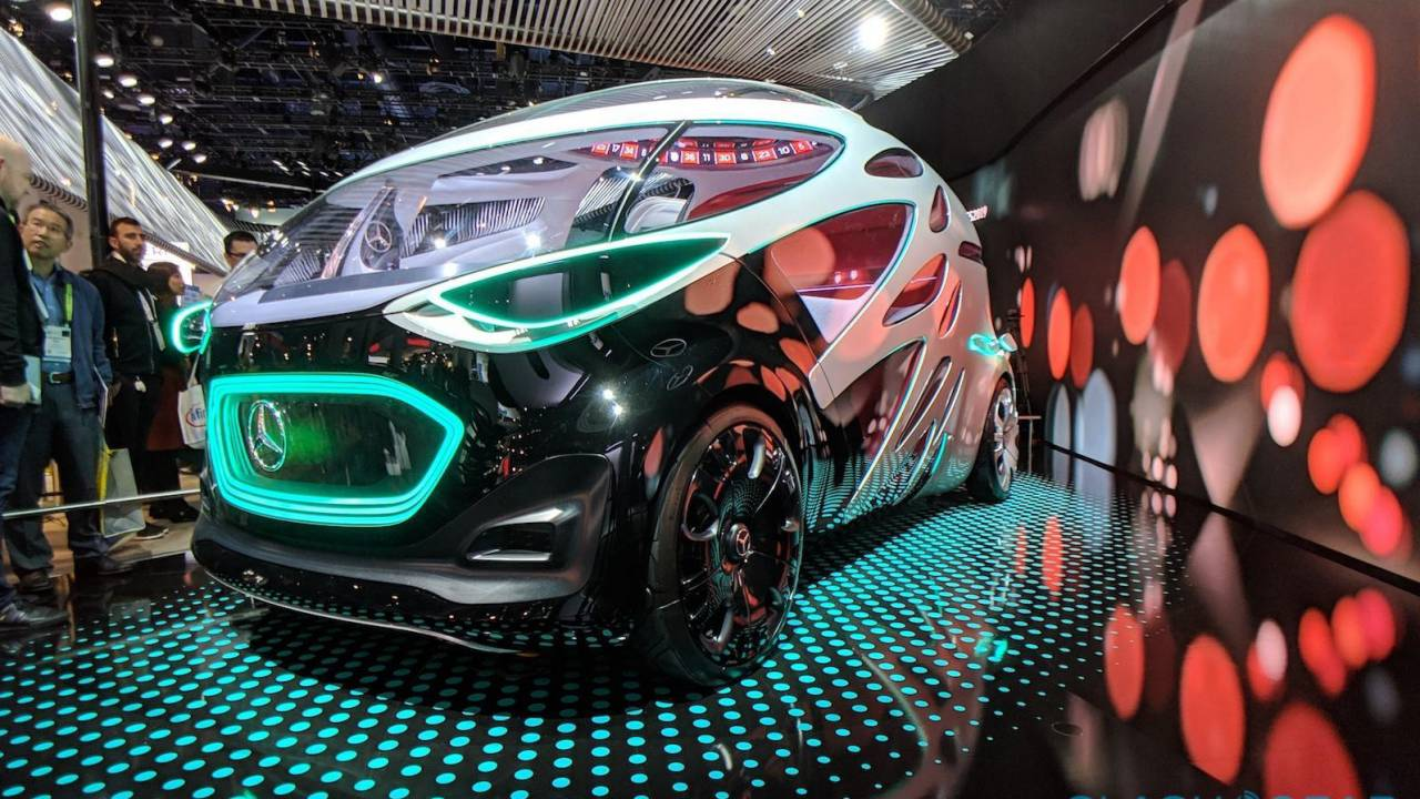 BMW and Mercedes shelve shared self-driving tech plan