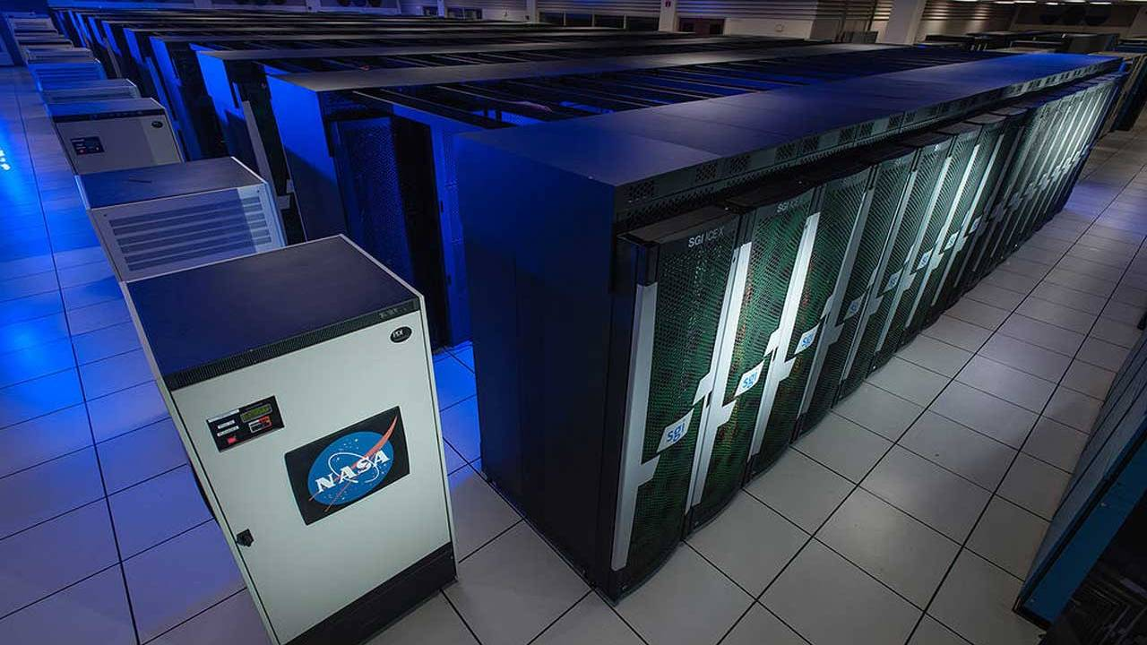 NASA supercomputers are working hard on COVID-19 research