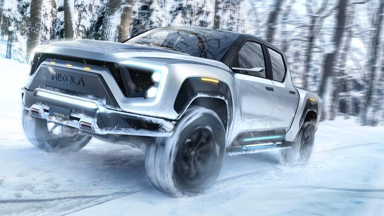 Nikola Badger electric pickup price and reservation date confirmed