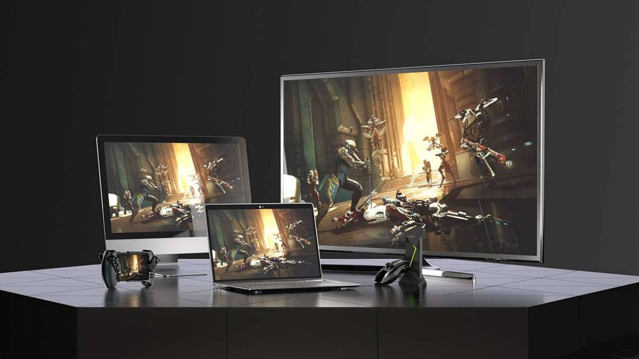 NVIDIA GeForce NOW will soon be streaming to Android TVs