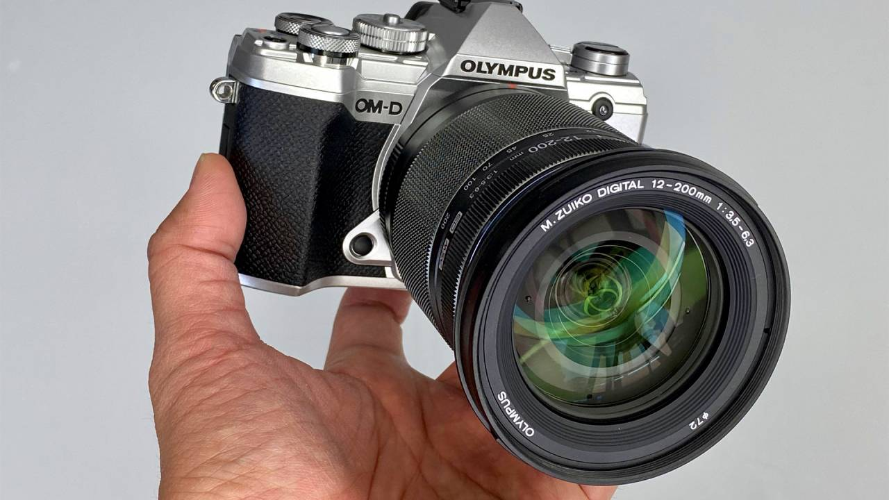 Olympus is done trying to make cameras profitable