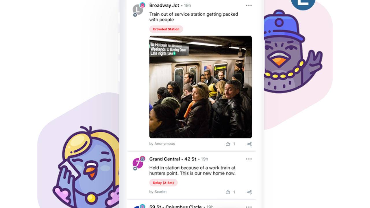 Pigeon crowdsourced transit app experiment is shutting down